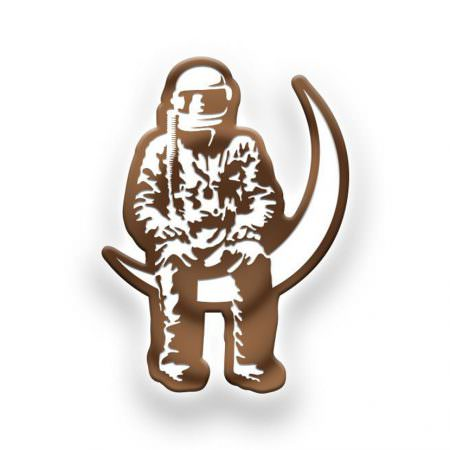 Angels & Airwaves Moonman Lapel Pin