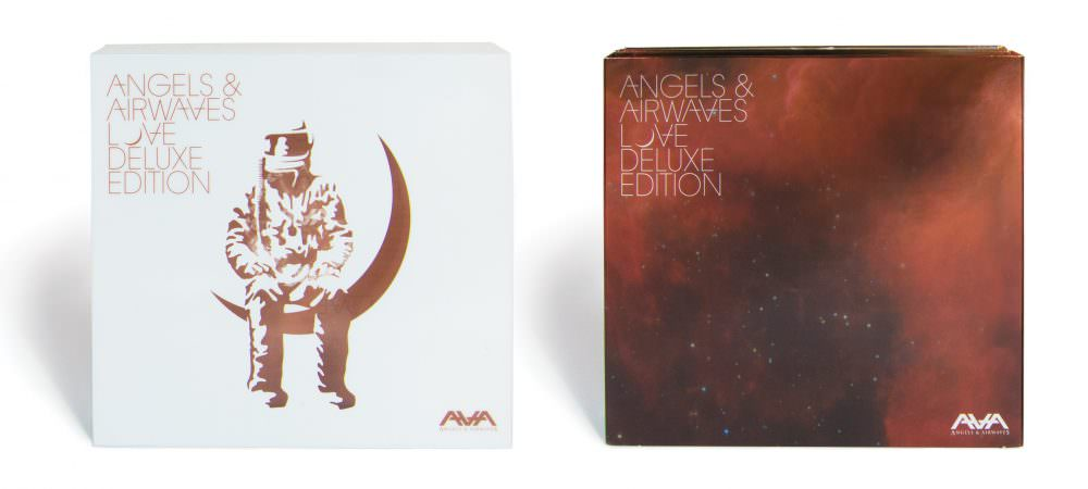 AvA LOVE Packaging