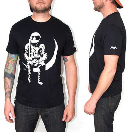 Angels & Airwaves LOVE Moonman Shirt