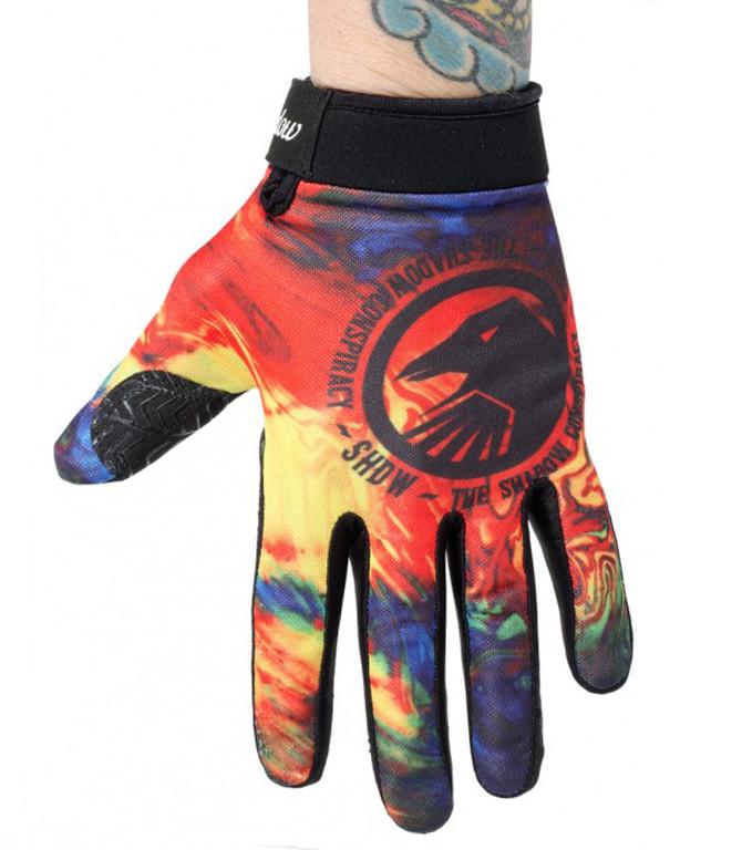 Shadow Tie Dye Glove