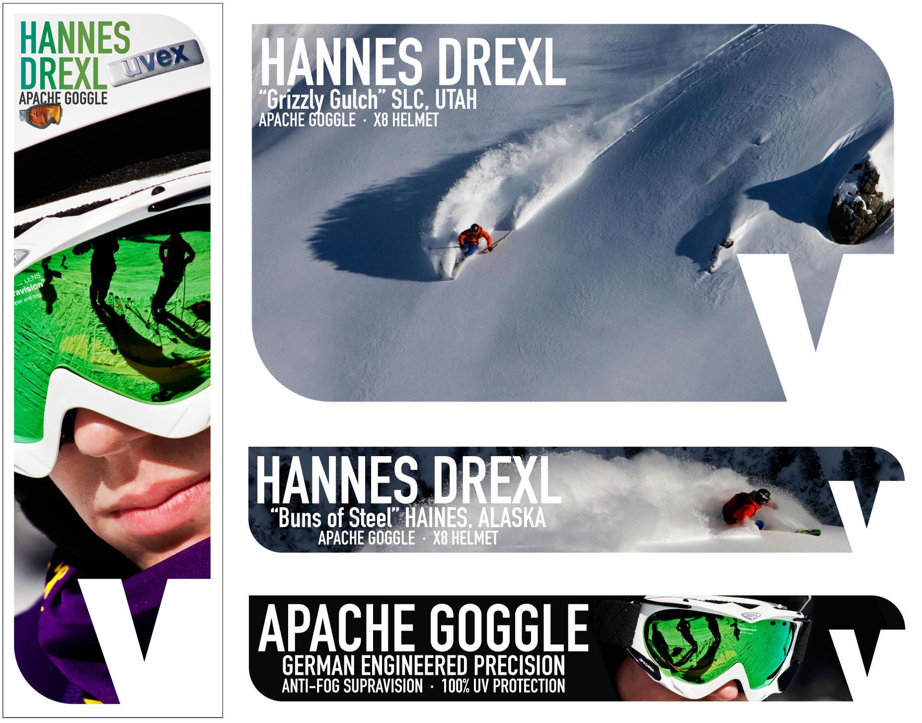 UVEX - Web Ads