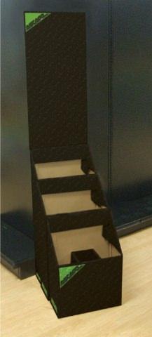 Ascape (Armstrong Flooring) modular display design