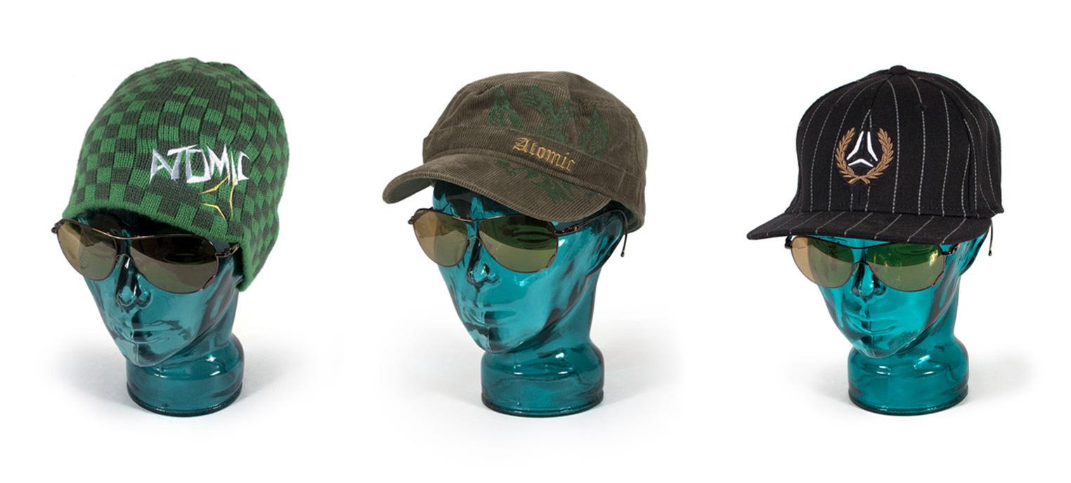 Atomic Hats
