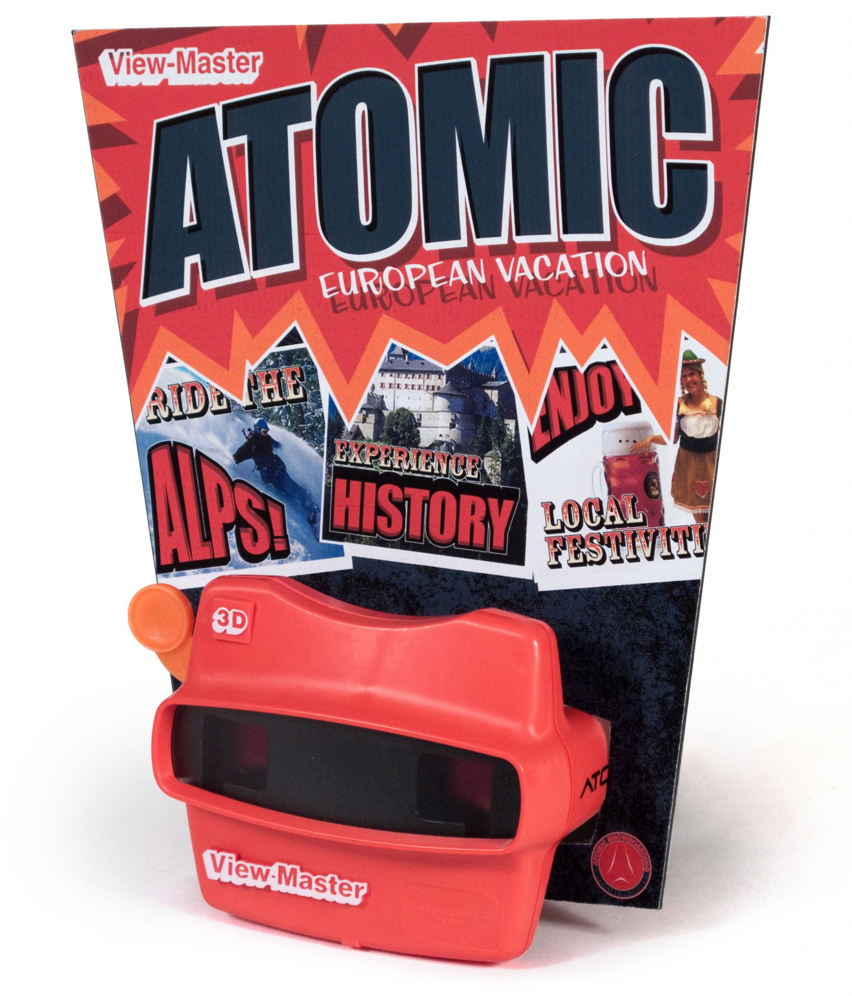 Atomic Viewmaster Front