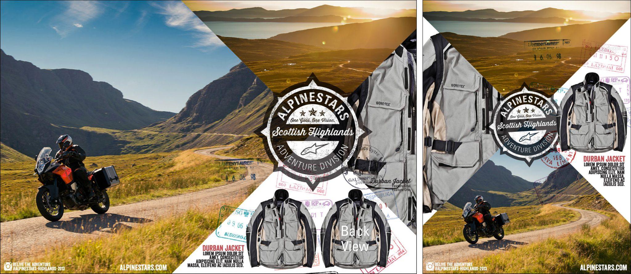 Alpinestars Adventure Ads