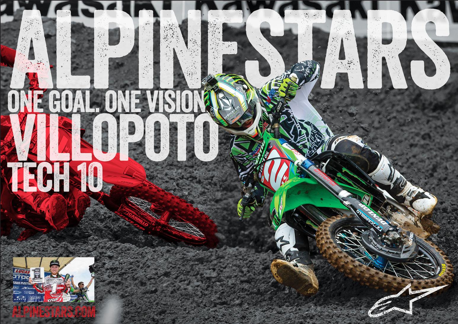Alpinestars Motocross Spread Concept