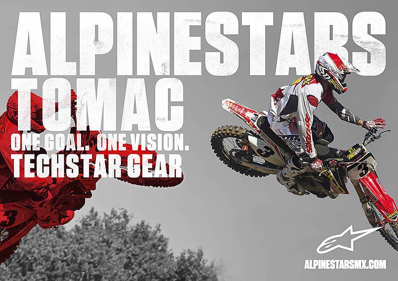 Alpinestars Tomac Ad