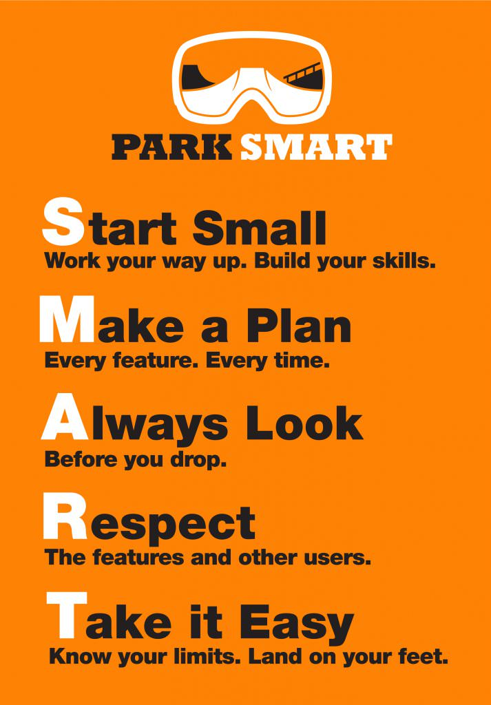 Burton / Smart Style Park Smart Signage