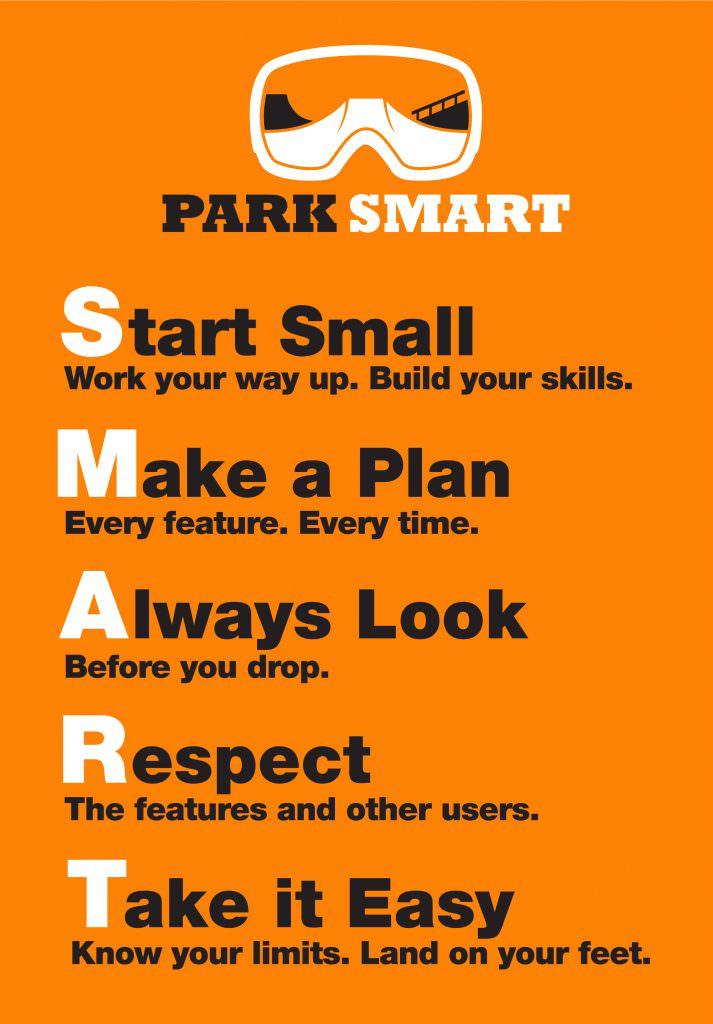 Burton / Smart Style Park Smart Signage