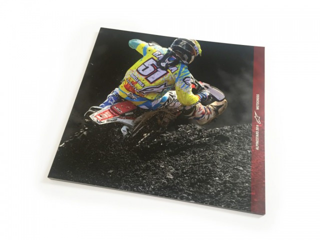 Alpinestars Motocross Catalog creative direction