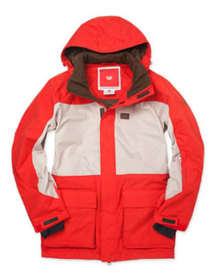 FUBU Outerwear (Korea) - Color Block Jacket