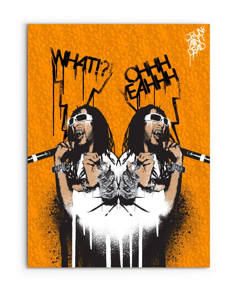 Lil Jon - Ohhh Yeahhh Poster