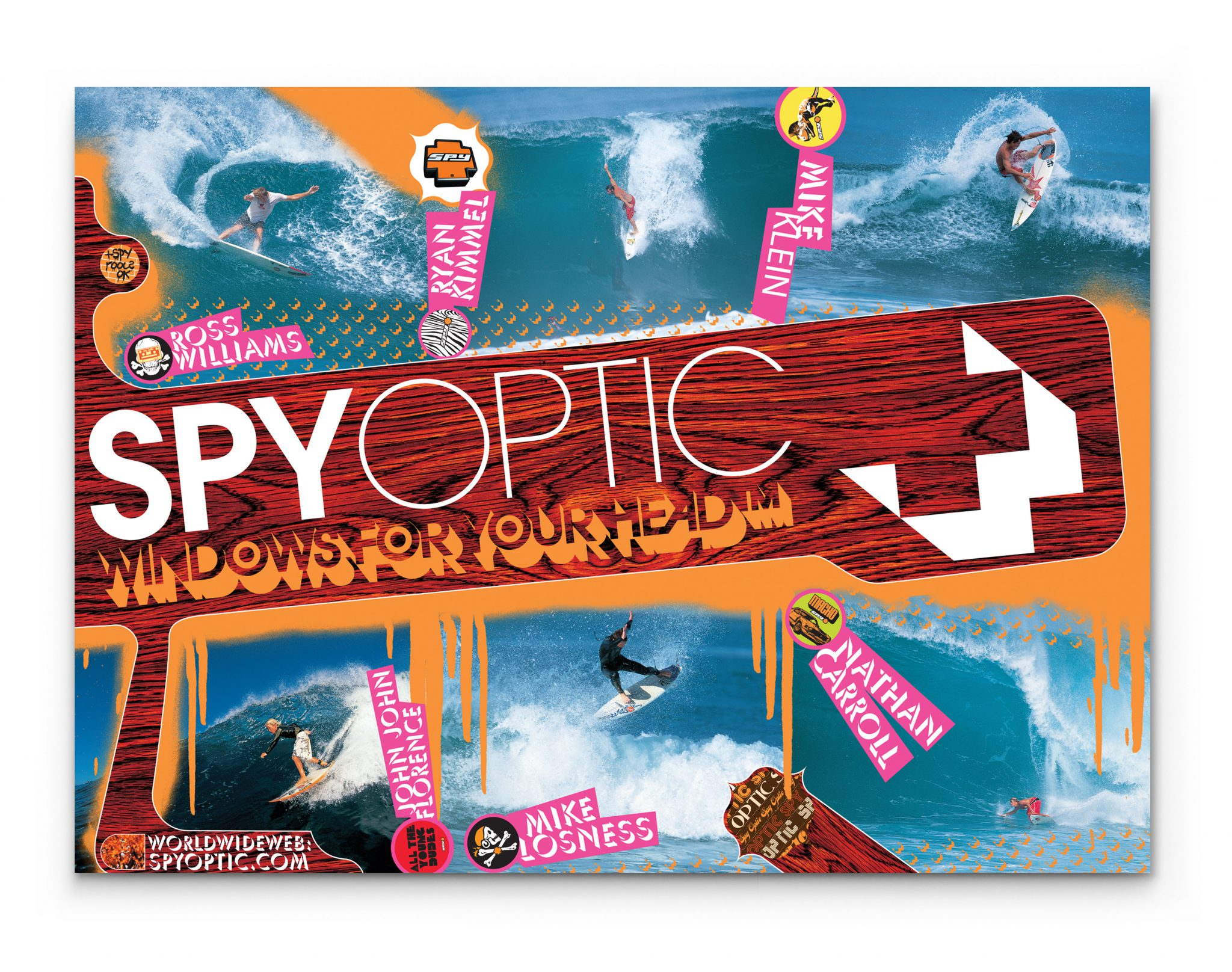 Spy Optic Surf Poster
