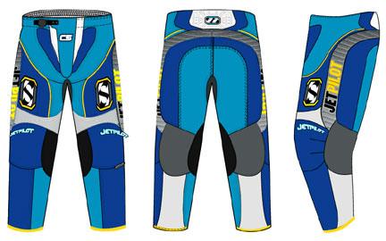 Jet Pilot - Motocross Pants