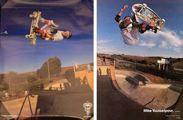Carlsbad Skatepark McGills - mid 80's