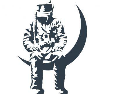 AvA LOVE Moonman Logo