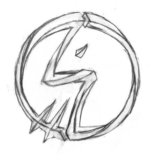 Shadow Pendose Sketch