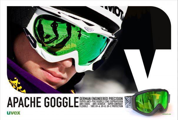 UVEX Print Ad
