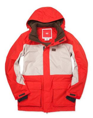 FUBU Outerwear (Korea) - Color Block Jacket