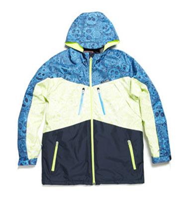 FUBU Outerwear (Korea) - Mens Team Jacket