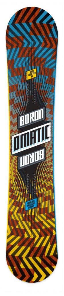 Omatic Boron